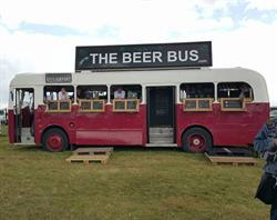 The Beer Bus festival catering
