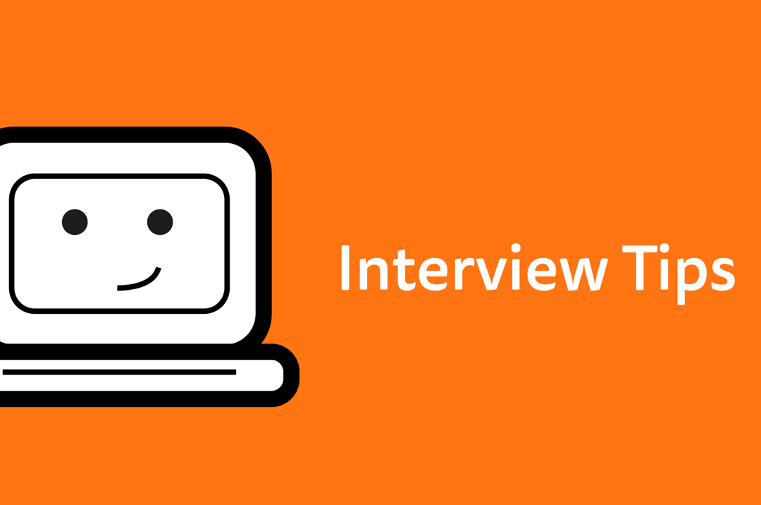 Interview tips blog card image