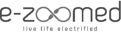 E-zoomed logo
